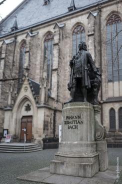 Denkmal für J.S.Bach