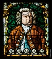 Glasfenster in der Thomaskirche