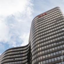 Neubau der ÖBB-Zentrale am Hauptbahnhof