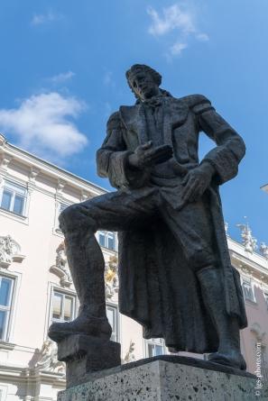 Lessing-Denkmal
