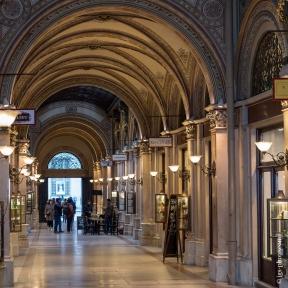 Historische Einkaufspassage
