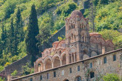 Pantanassa-Kloster