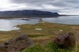 """Miklavatn (isländisch """"Großer See"""")"""