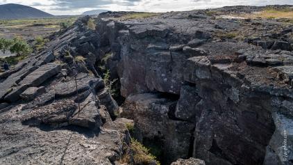 Grjótagja-Höhle
