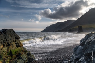 Lækjavík coast