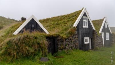Museumshof Sel (Hütte) im Skaftafell-Nationalpark