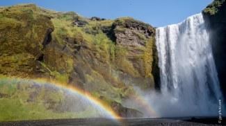 Skógafoss (Waldwasserfall)