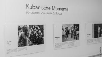 """Ausstellung """"Kubanische Momente"""" im Haus Heilig-Geist der Münchenstift"""