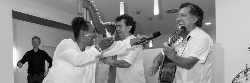 Siegfried Benker und Trio Rojas