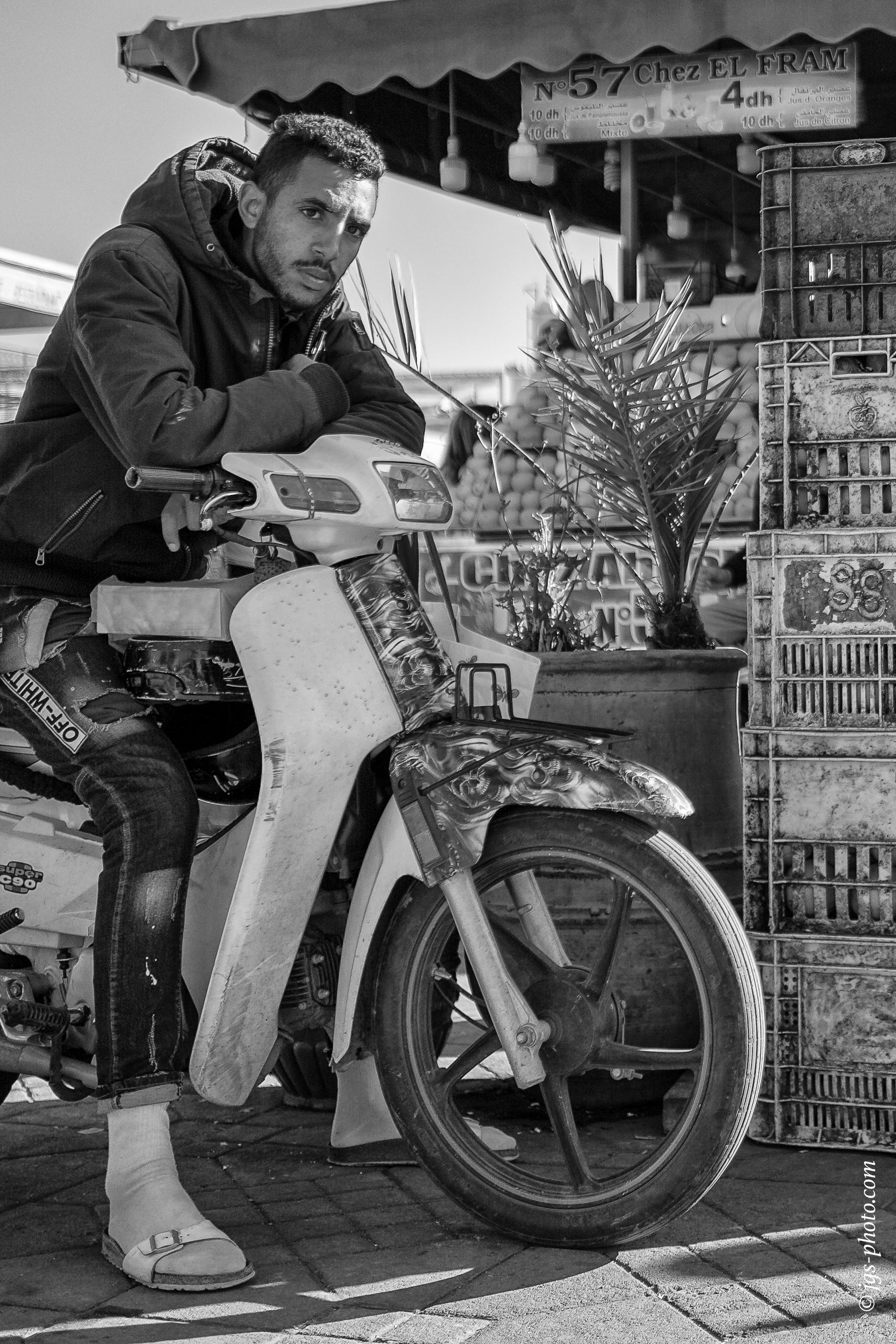 Mopeds verbreiten sich rasant.